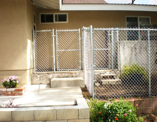 Home Security Fence Fullerton