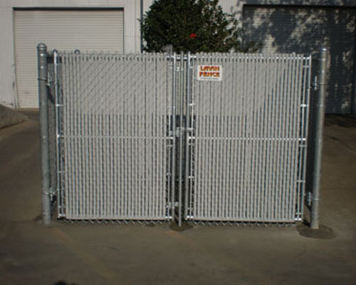 Chain Link Fence Services
