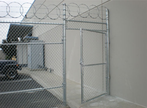 Secure Entry Access Gates