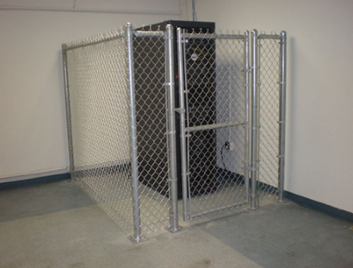 Security Cages Orange County Ca Chain Link Security